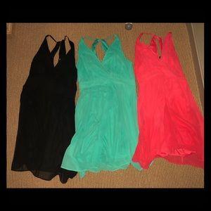3 women's summer dresses from Express